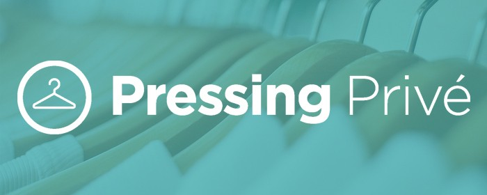 Pressing Privé : le pressing ne sera plus jamais ennuyant !