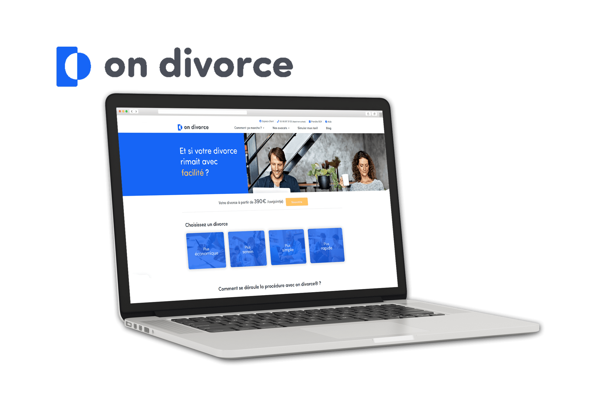 Site Internet On Divorce
